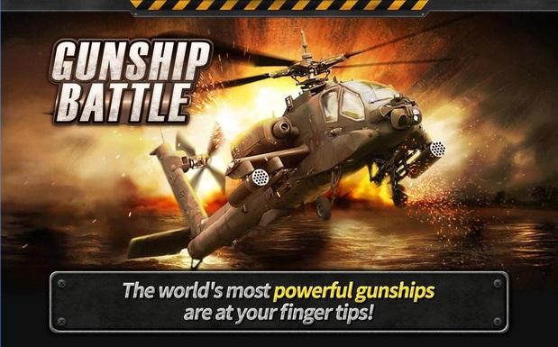 gunship battle 3d mod apk
