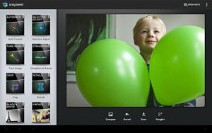 latest version of snapseed app