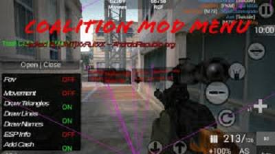 Coalition Mod Menu Apk Download