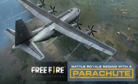 Free Fire BattleGrounds Mod Apk