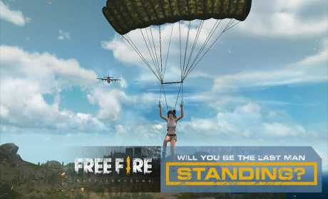 Free Fire BattleGrounds Mod Apk Image