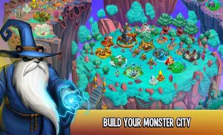 Monster Legend Mod Apk Image 1