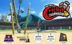 World Cricket Championship 2 mod apk image