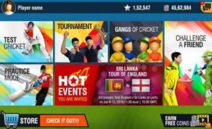 World Cricket Championship 2 mod apk image 1