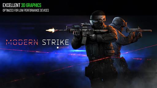Modern Strike Online Mod Apk Image 1