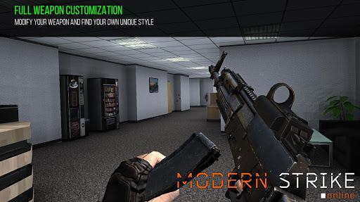 Modern Strike Online Mod Apk Image 2