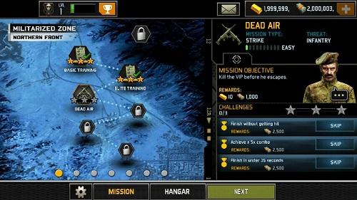 Shadow Strike Mod Apk Image 2