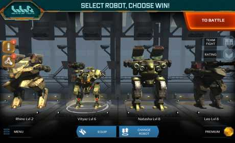 Walking War Robots Mod Apk Image 2