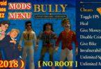 Bully Mod Apk Cheat Menu